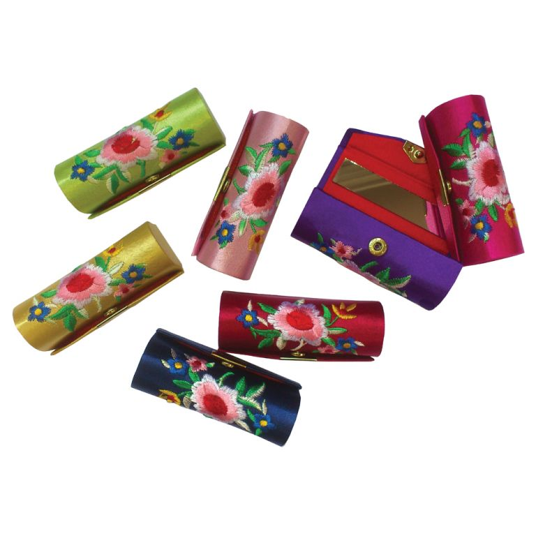 Pack of 12 Lipstick Cases