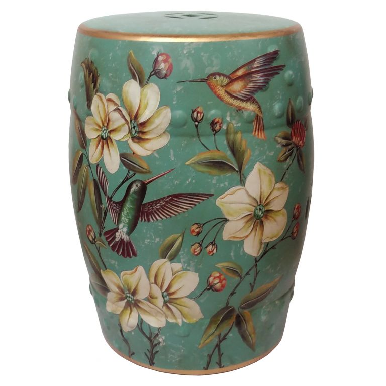 Humming Birds Stool