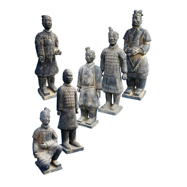 Replica Terracotta Warriors: 90 - 100cm