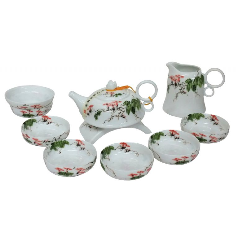 Morning Glory Teaset