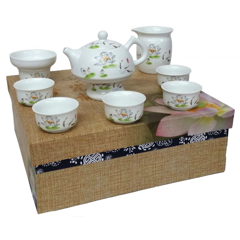 Lotus Flower Teaset