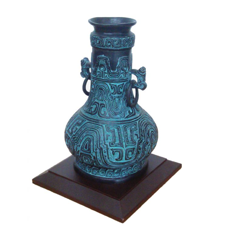 Bronze Wine Vessel