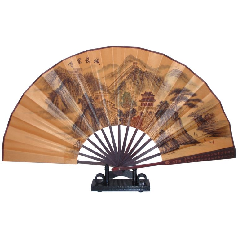 Great Wall of China Fan
