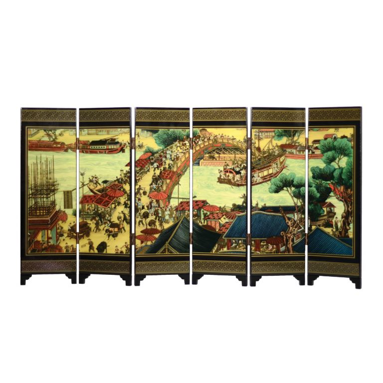 Qingming Festival Screen