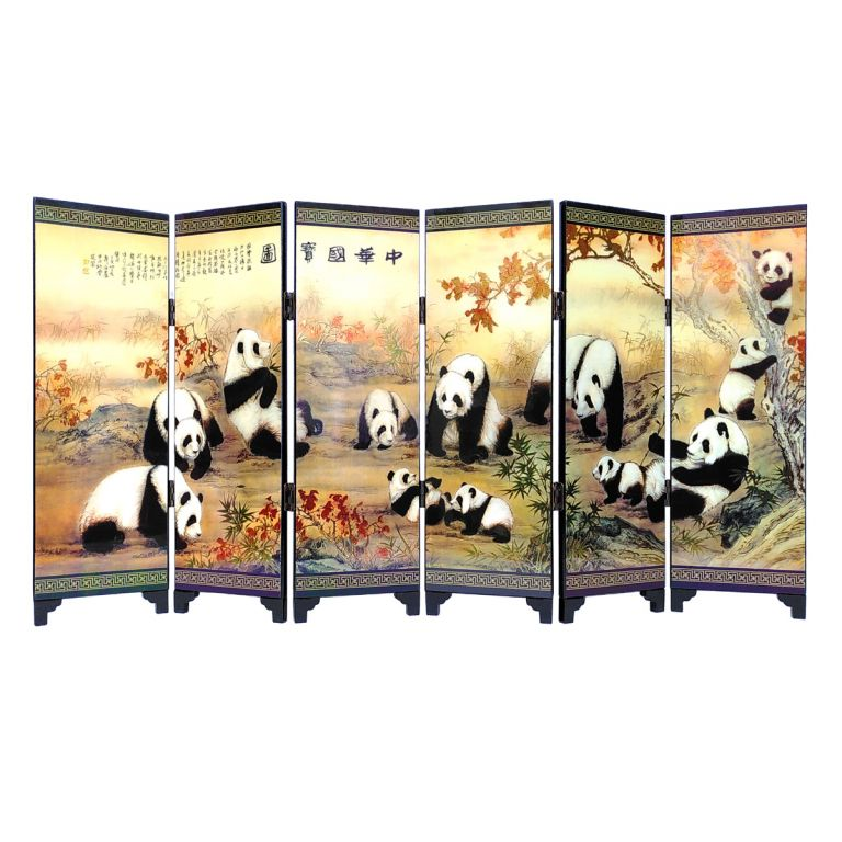 Giant Pandas Screen
