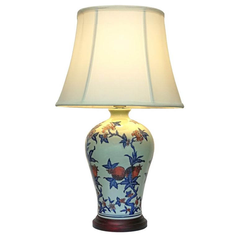 The Zhu Fu Lamp