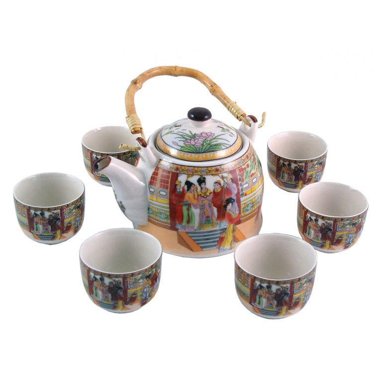 Palace Ladies Teaset